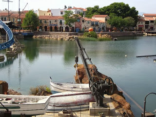 Port Aventura in Catalonia