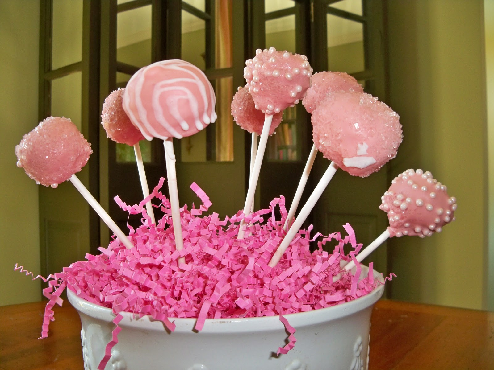 How To Make A Cake Pop Stand With Styrofoam