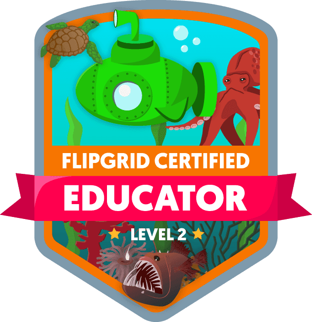 Flipgrid Certified Educator Level 2