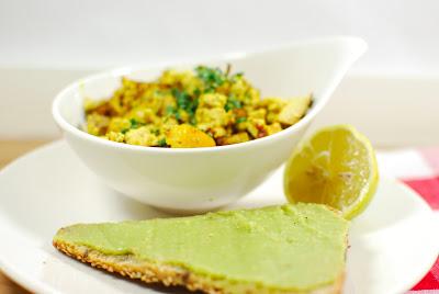 Avocadocreme für's Brot
