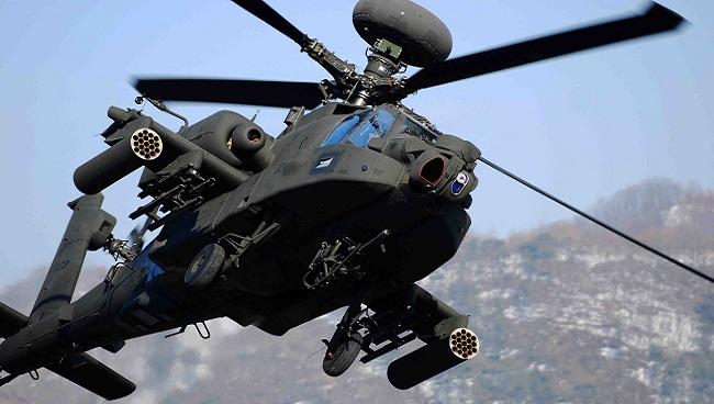 Μεταφέρουν Apache και καταδρομείς στα νησιά… για τους Τούρκους πραξικοπηματίες!