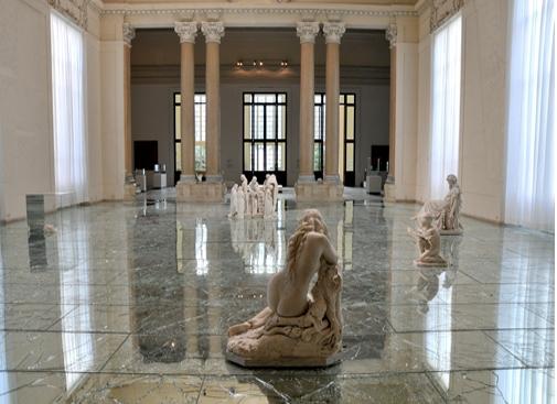 #DomenicaAlMuseo: GALLERIA NAZIONALE D'ARTE MODERNA E CONTEMPORANEA