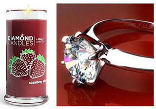 Irinas+ring Cookn & Diamond Candle Giveaway!