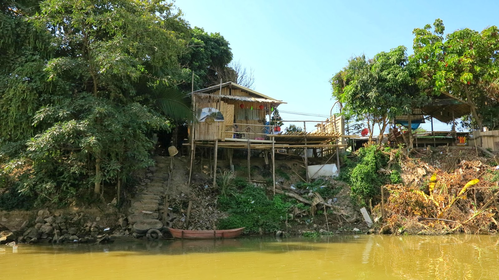 ByHaafner, river Wang Thailand