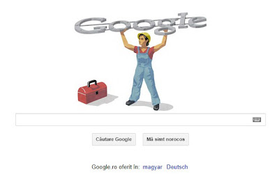 Google Doodle image for The International Day of Remembrance and Action for Workers