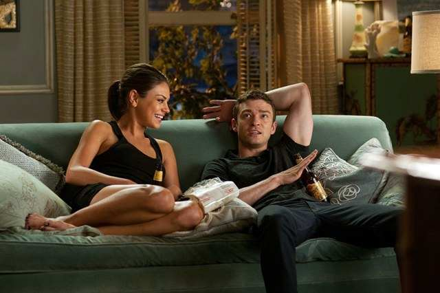 Amigos Con Beneficios [Friends With Benefits] 2011 DVDR Menu Full Español Latino ISO NTSC