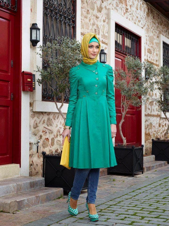 Manteau femme musulmane pas cher