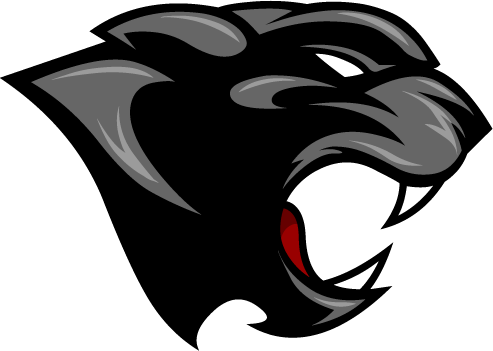 here we go paola high school rh paolahigh blogspot com Panther Head Logo Panther Outline Clip Art