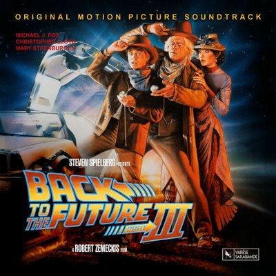 Alan Silvestri - Back To The Future - Original Score