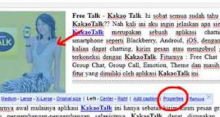 Cara Menggunakan Title Text dan Alt Text pada Postingan Blog