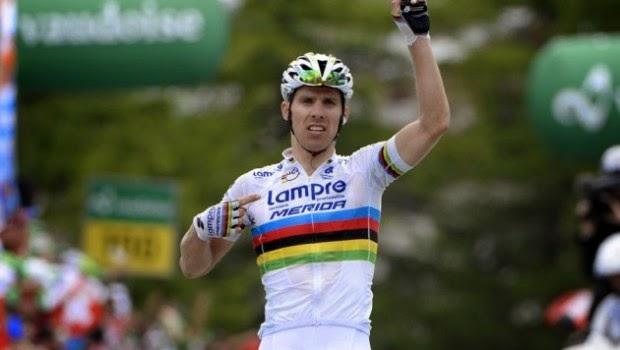 Rui Costa gana el Tour de Suiza