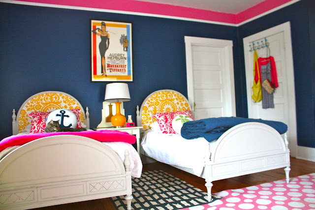 MONDAY MAKEOVER   TWIN BEDS