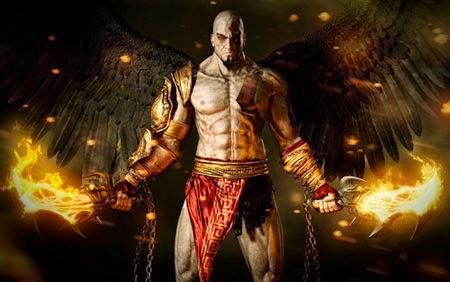tweet misterioso da pista de novo God of War