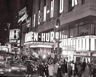 Estreno Ben-Hur, 1959