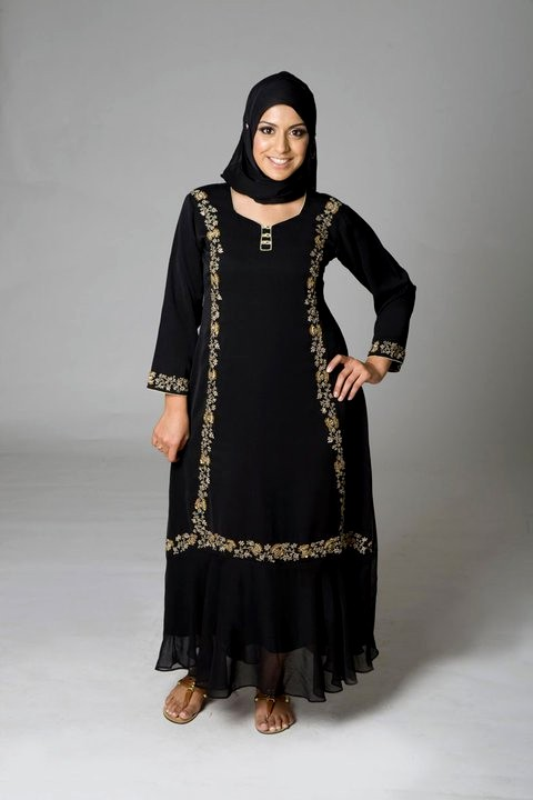 She 9 Style: Arabian Dresses For Women's 2012 | Abaya ...