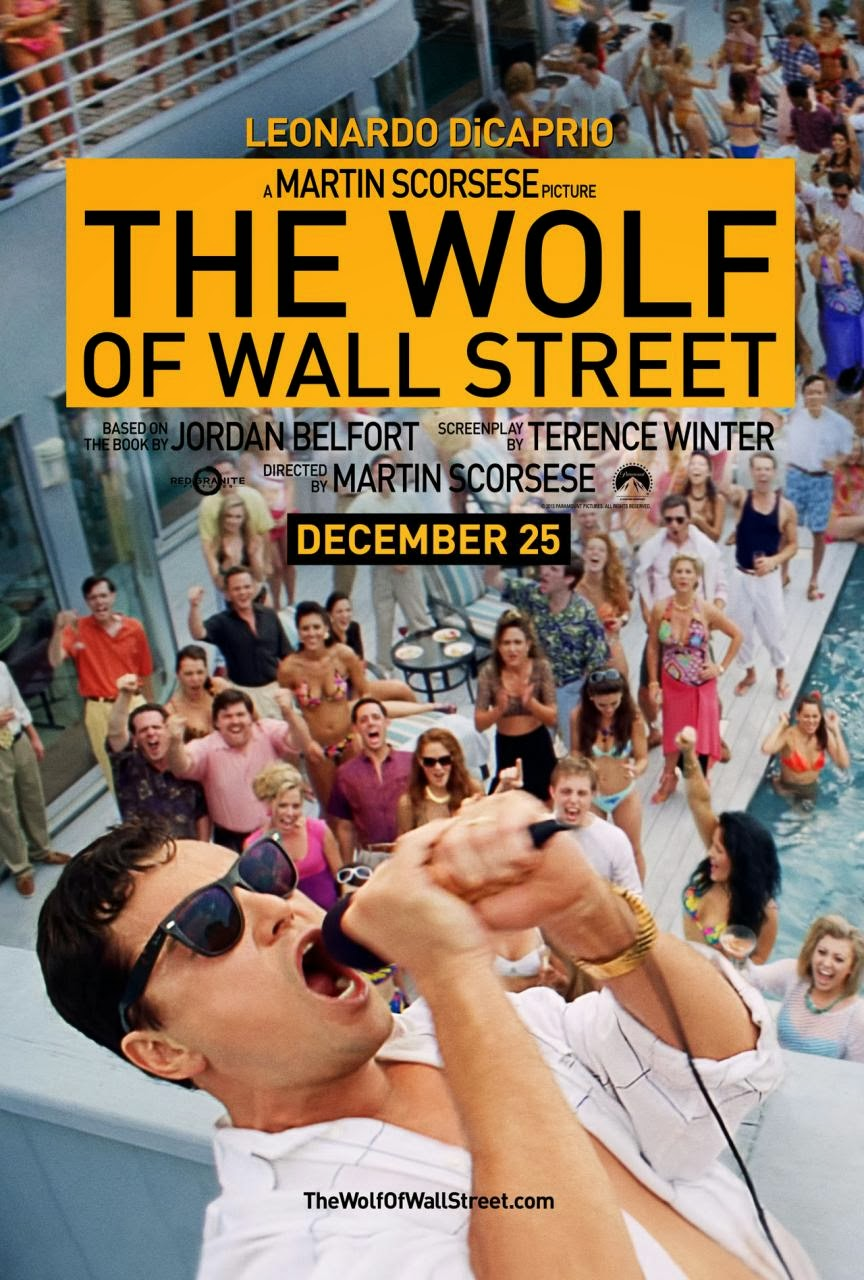 Congratulate, Wolf wall street movie pity