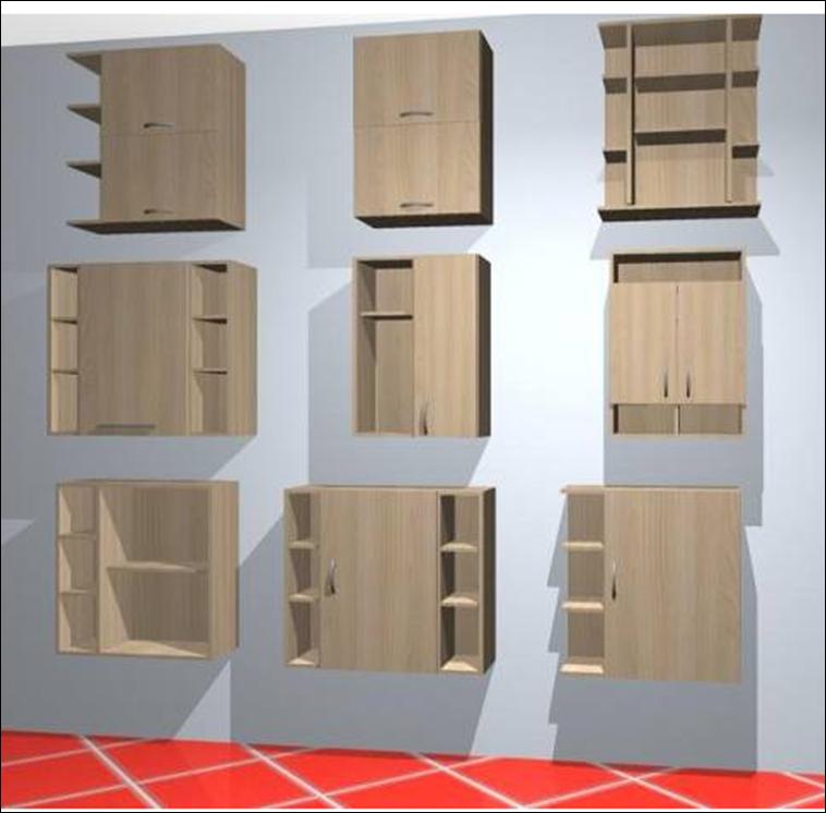 Muebles para ba o san justo for Gabinetes para bano en madera
