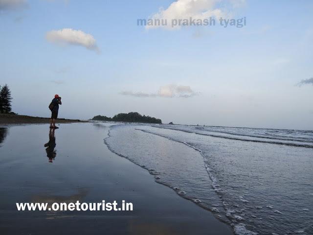 kalipur beach , diglipur , andaman , कालीपुर बीच , डिगलीपुर , अंडमा