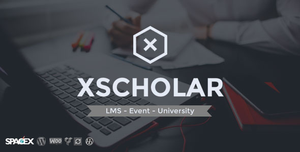 Free Download XScholar LMS,Course,Event,University Wordpress Theme