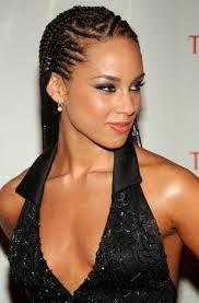Alicia Keys African American Big Beautiful Braid Hairstyle Ideas