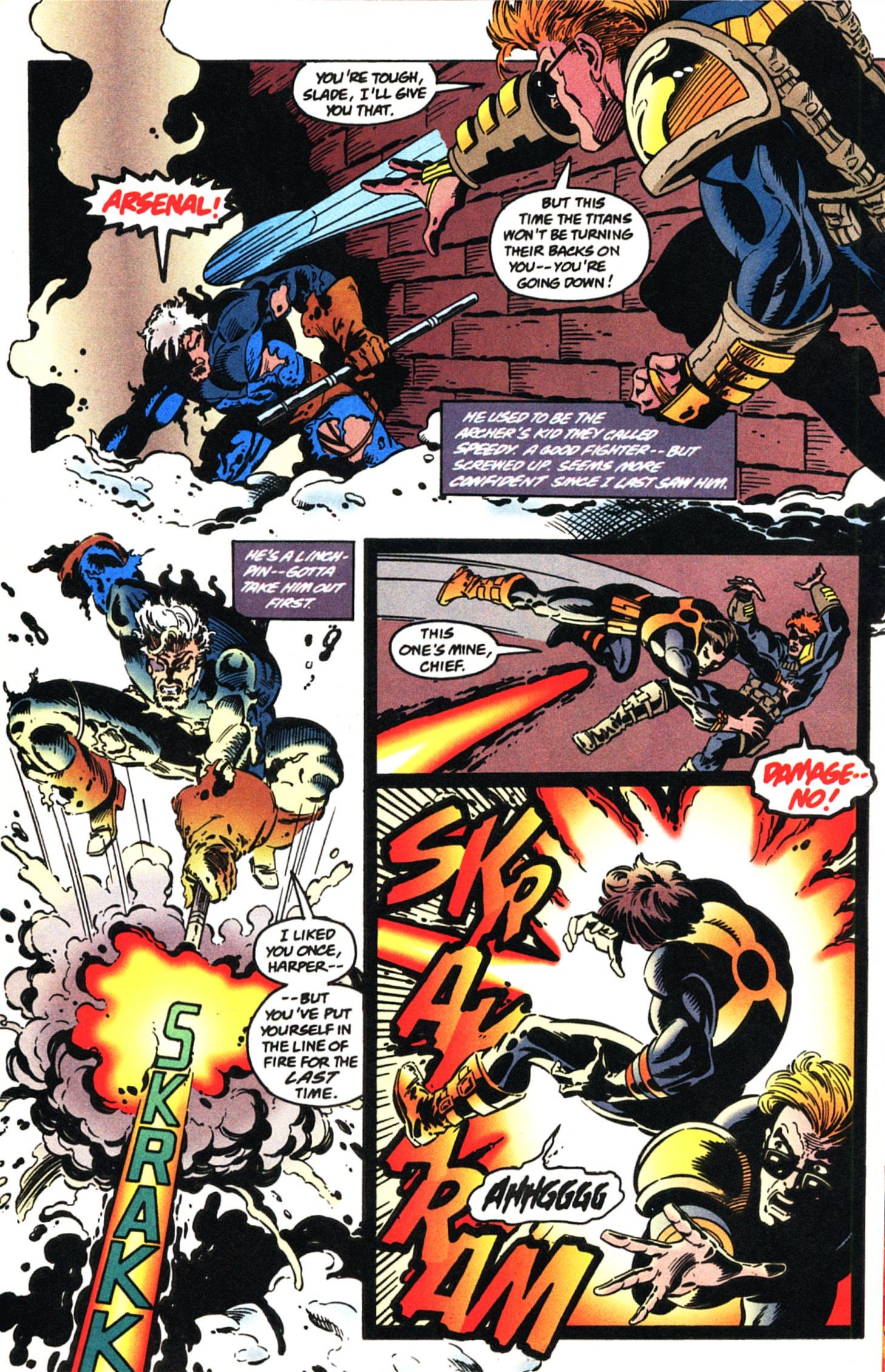 Deathstroke (1991) Issue #45 #50 - English 19