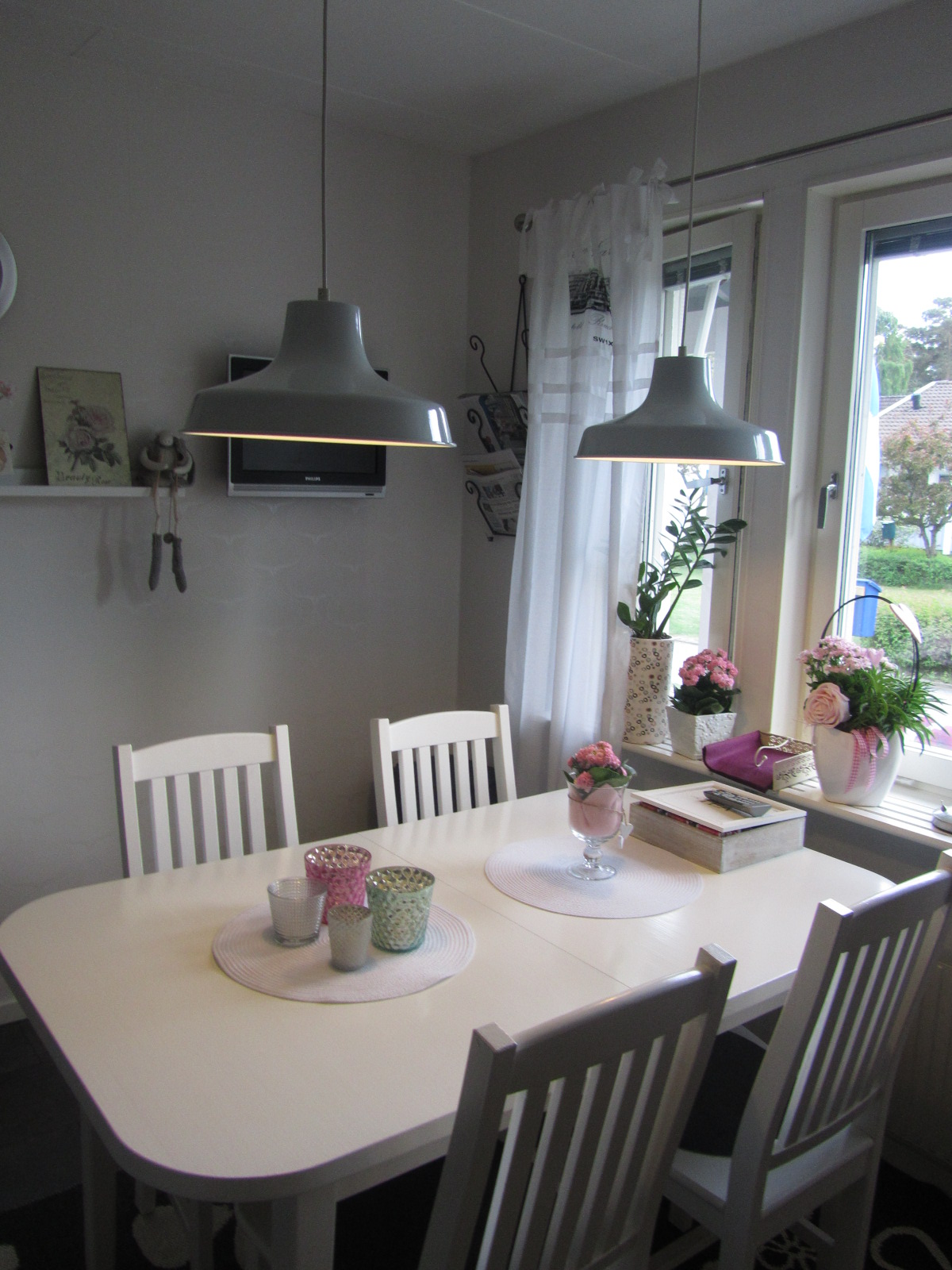 Lampor Koket : Camillas livsstil Nya lampor i koket