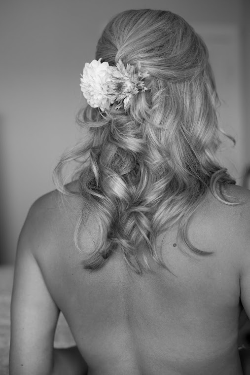 My Wedding Hair!