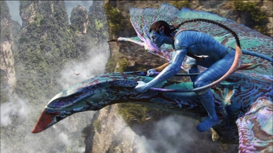 Criatura do filme Avatar