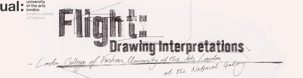 Flight: Drawing Interpretations.