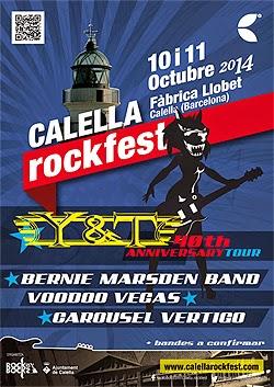 Calella RockFest 2014