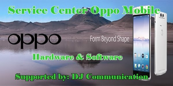 Service Center Oppo