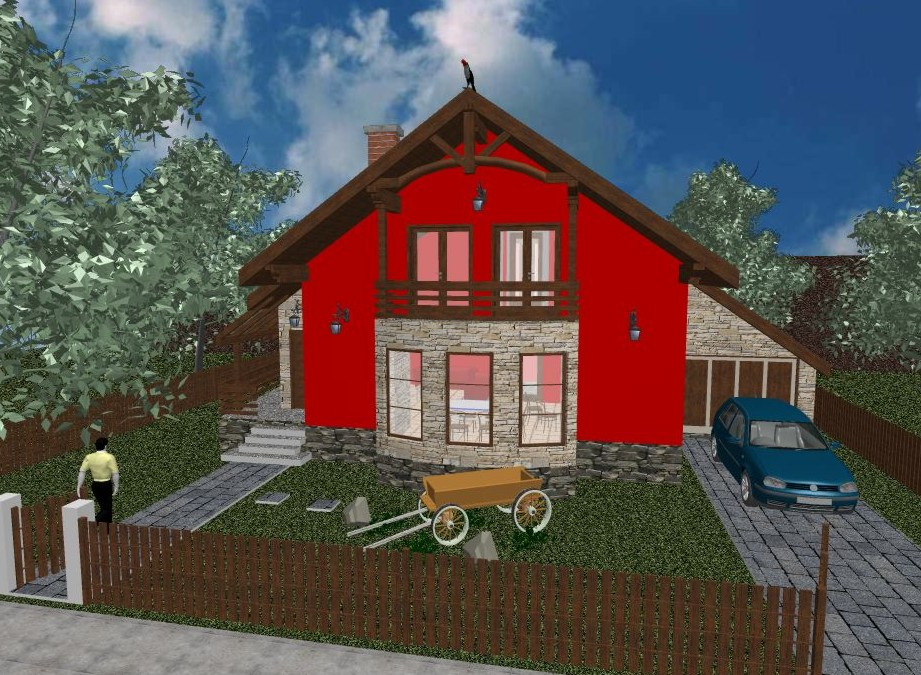 Model house collection casa simba - Casa blancanieves simba ...