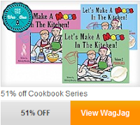 Kids Cookbook Deal