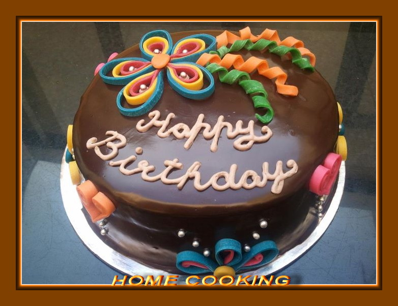About The Chocolate Cakes Easy Chocolate Birthday Cake