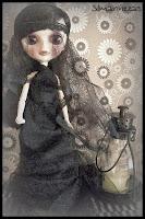 vestido muñeca sin coser