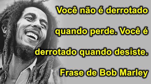 Frase de Bob Marley