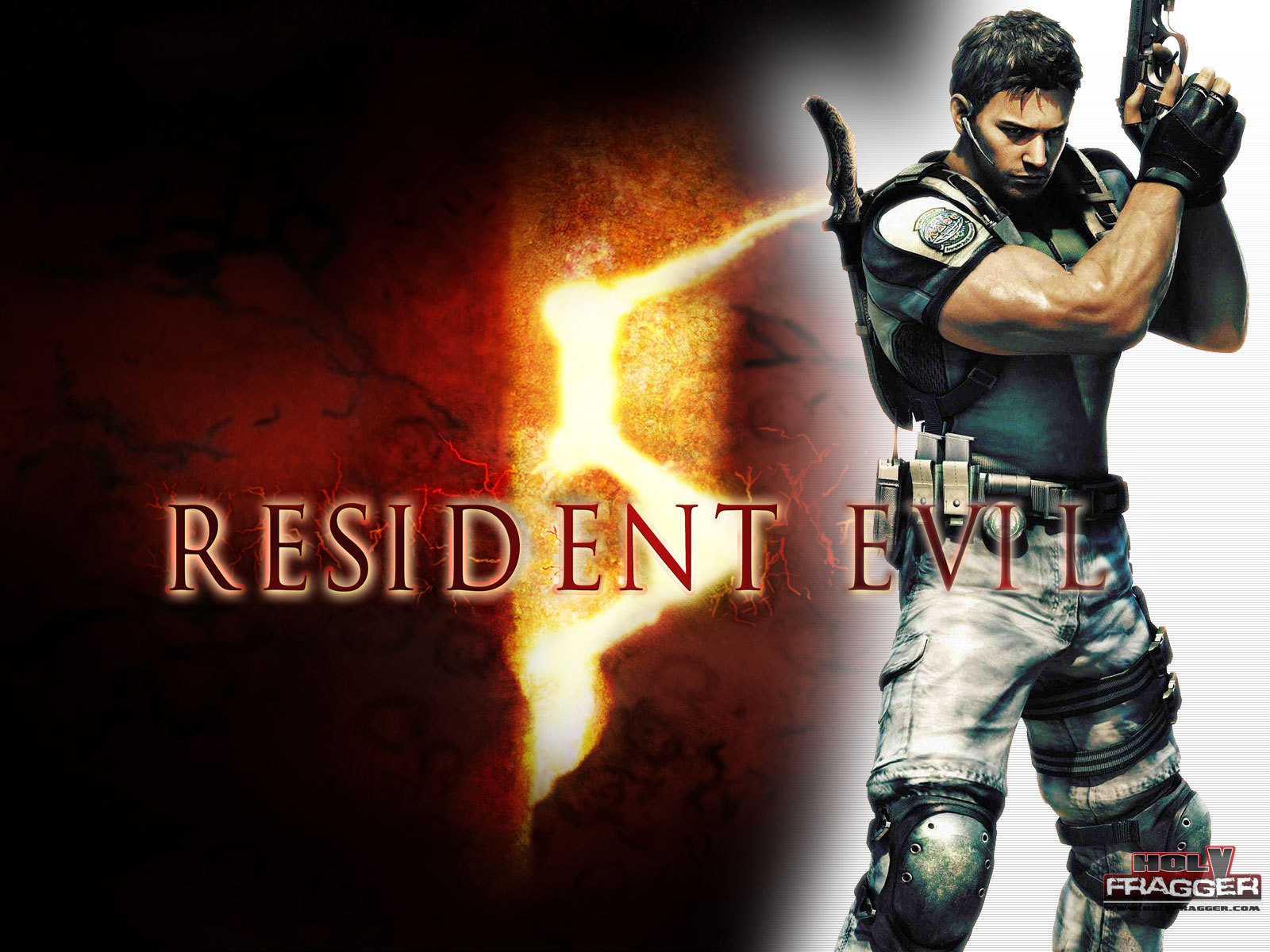 Resident Evil 5 Wallpapers #