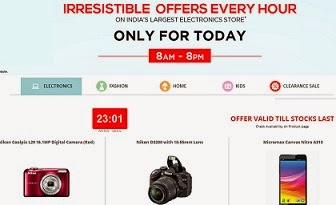 http://www.snapdeal.com/offers/electronics?utm_source=aff_prog&utm_campaign=afts&offer_id=17&aff_id=6164