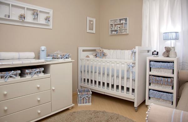 Decoração de quarto de bebe - Menino!