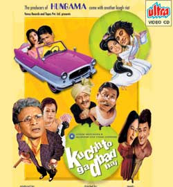 Kuch To Gadbad Hai 2004 Hindi Movie Watch Online