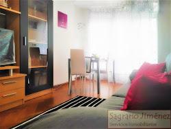 Apartamento en alquiler en Riazor, amueblado, garaje. 600€