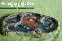 Escenografía para terreno de bosque / pradera [Terrains4Games].