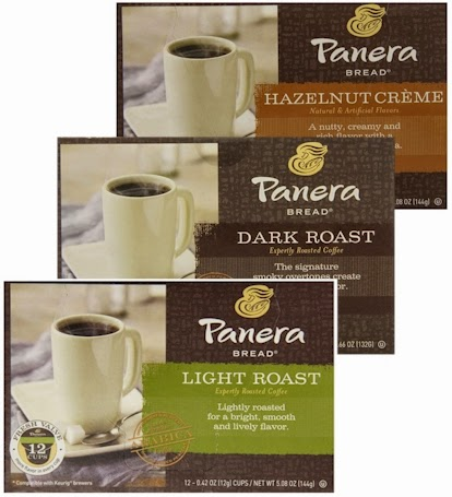 Amazon Panera Coffee Kcup