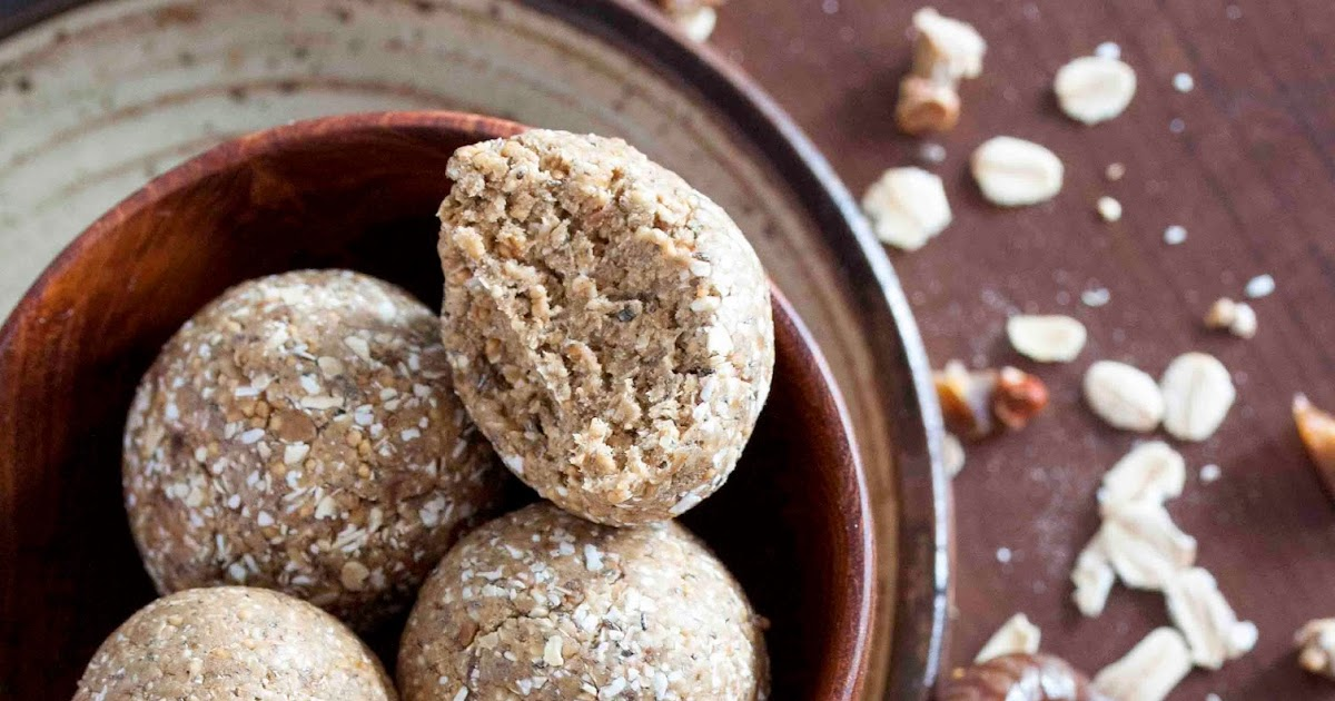 KARENLUVSLIFE: Fig-n-Oat Protein Balls - perfect post workout