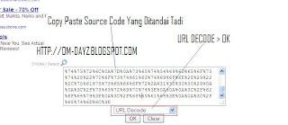 Bypass Unescape Code