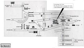 Peta/ Map