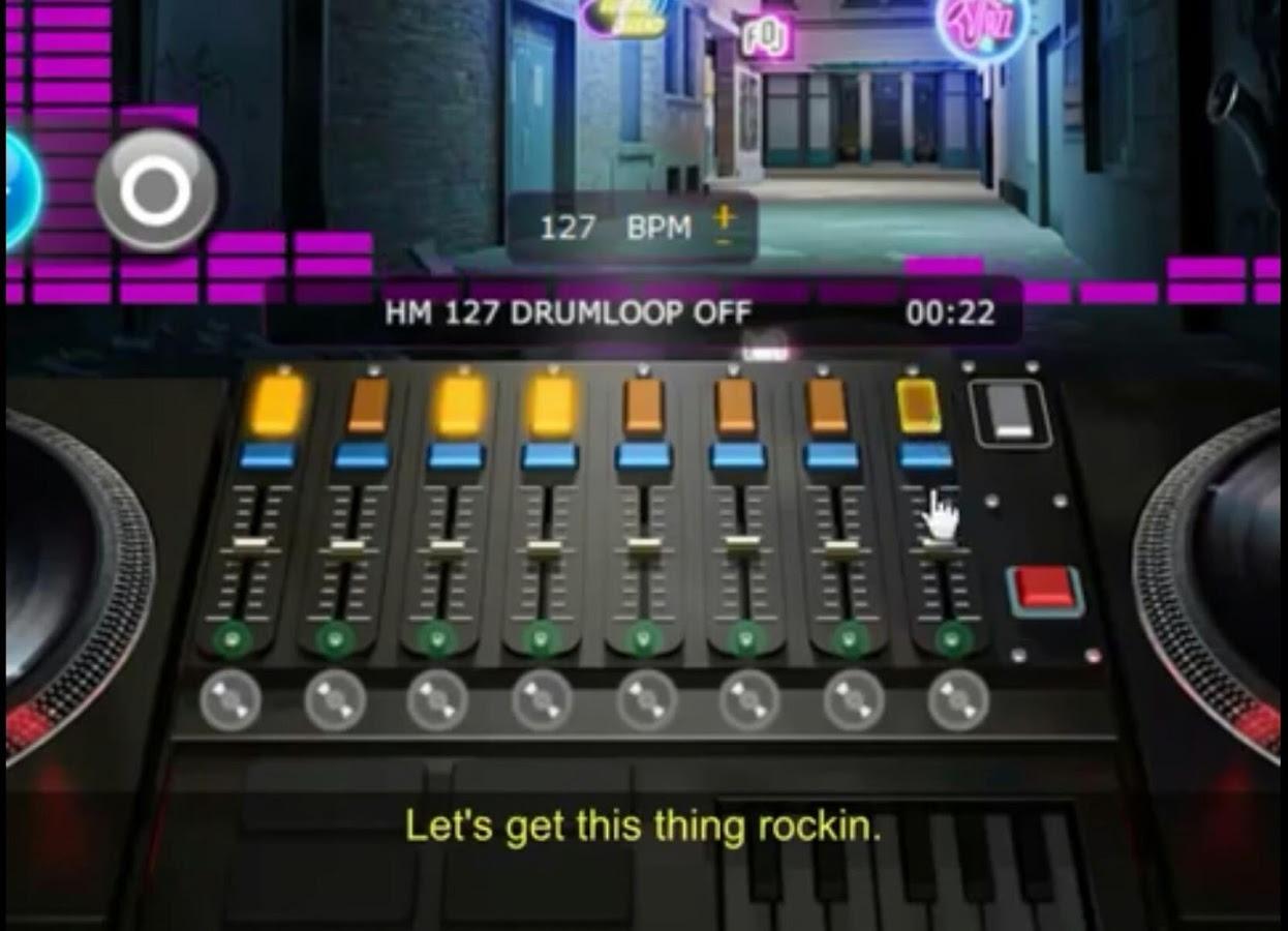 Music mixer dj studio 2015 android app
