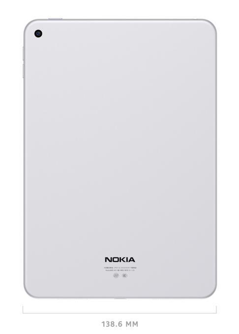 نوكيا تكشف عن حاسبها اللوحي NOKIA N1 بنظام أندرويد