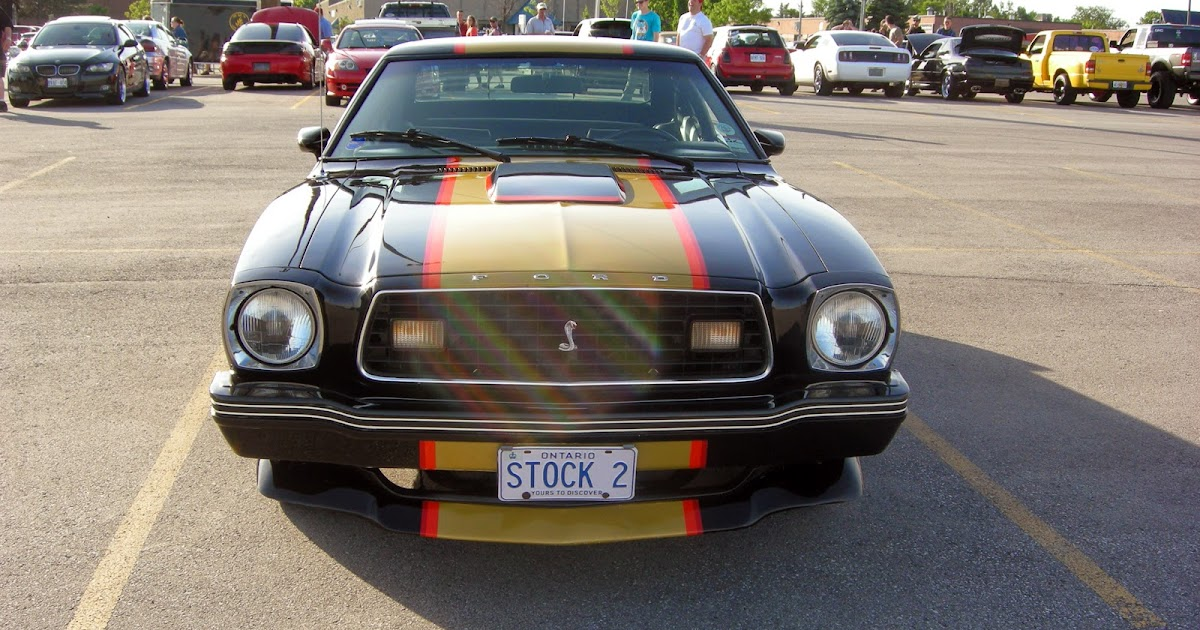 Phscollectorcarworld 1978 Ford Mustang Cobra Ii The