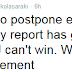 Sen. Saraki reacts to NSA asking for Feb election to be postponed